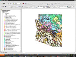 Quickly and easily view and query the map within ArcMap